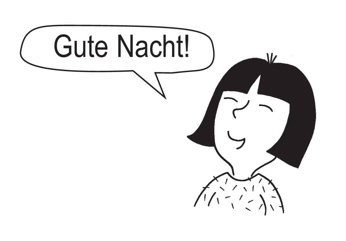 Start to learn German