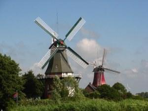 Windmuehle_Ostfriesland
