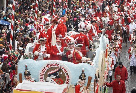 Strassen Karneval