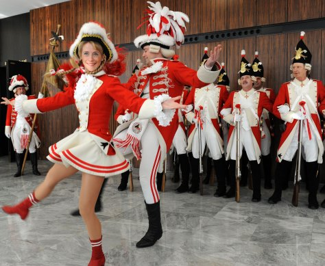 Tanzmariechen Karneval