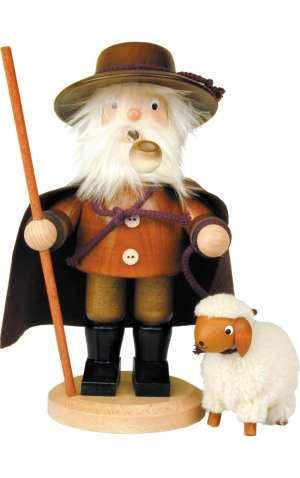 German Shepherd Smoker