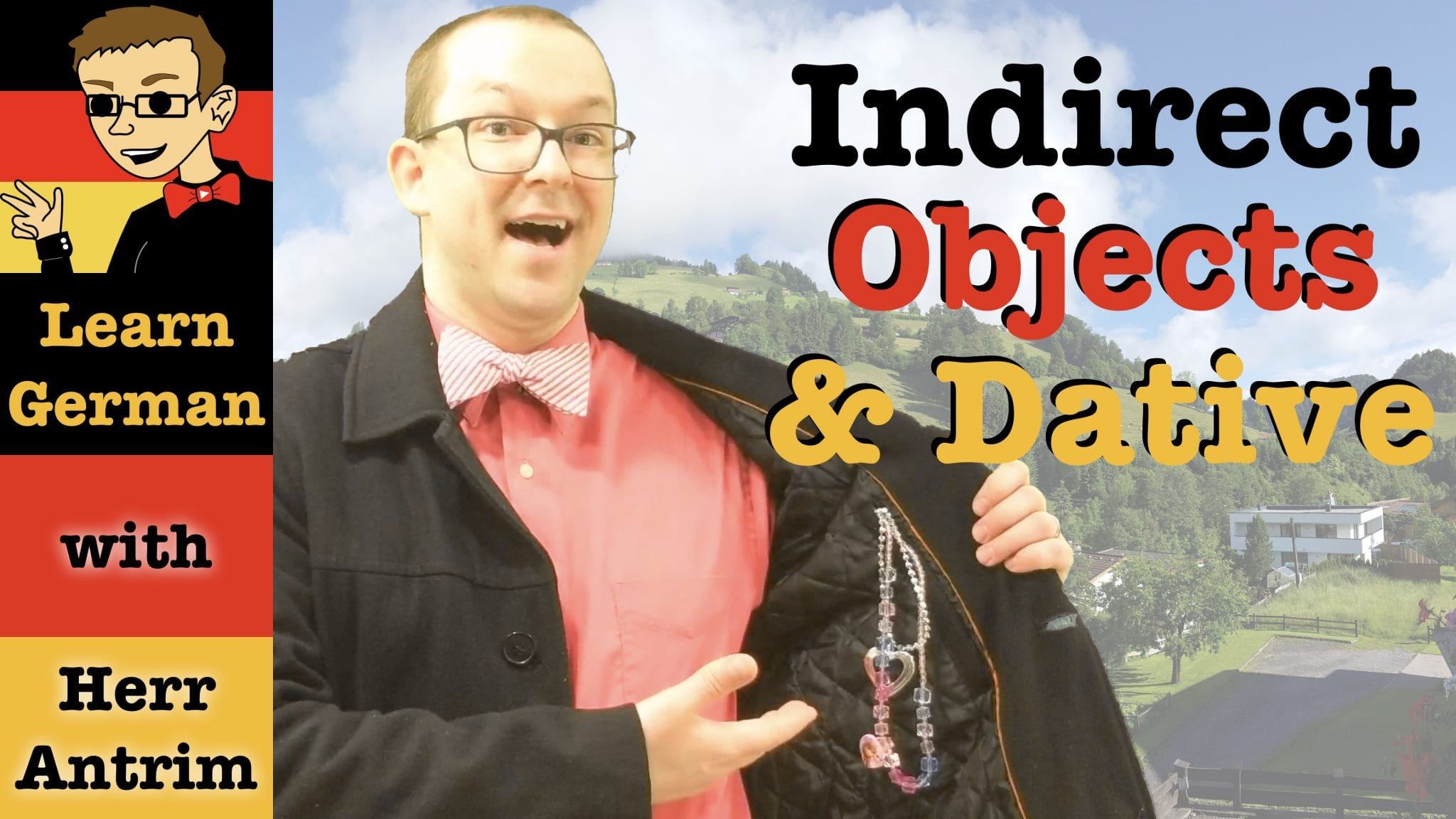 Indirect Objects Amp The German Dative Case