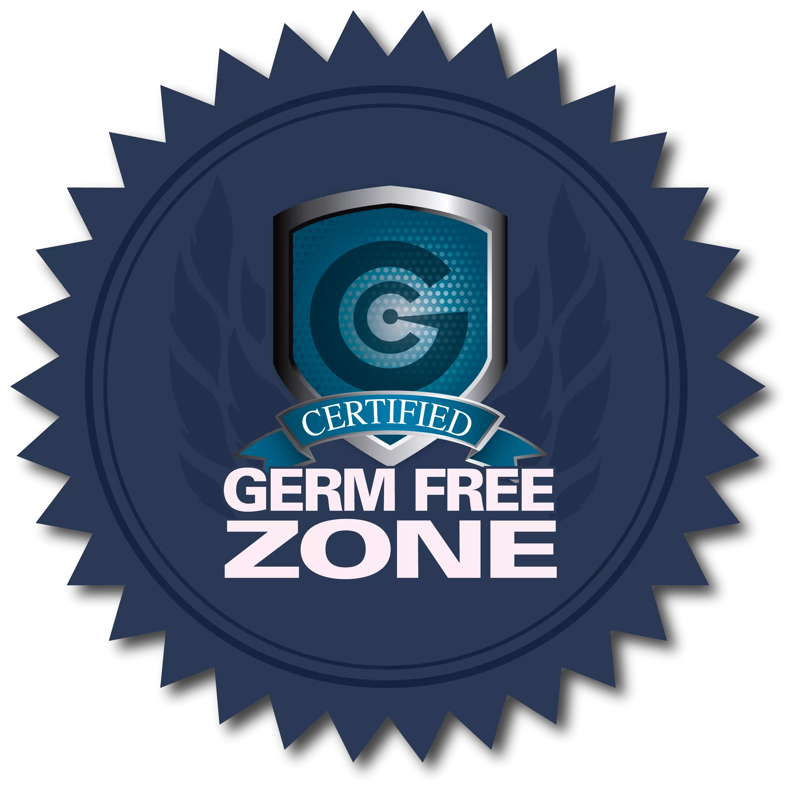 Germ Champs Germ Free Seal Germ Disinfection Services Germ Free Zone