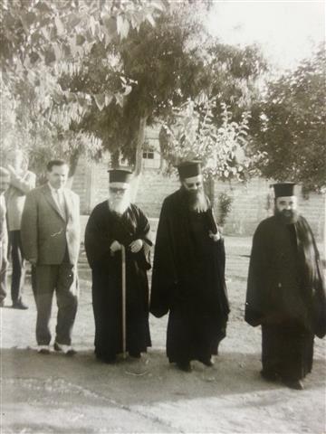 28. Επίσκεψη π.Ιεροθέου (πρώην Ύδρας) στην κατασκήνωση