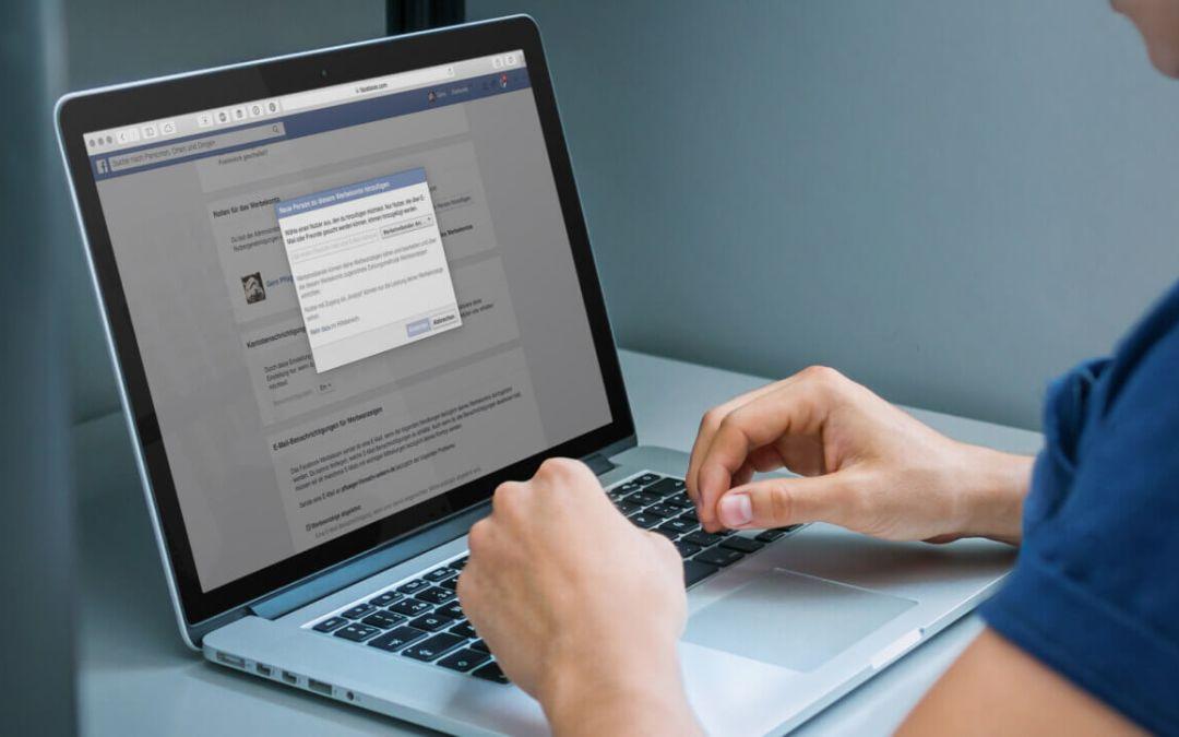 Facebook-Werbung: Zugriff für Dritte auf das Werbekonto einrichten