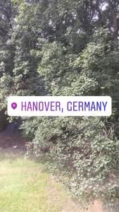 Instagram-Geofilter für ganz Hannover