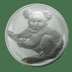 kilo-silver-koala-coin=perth-mint-obverse