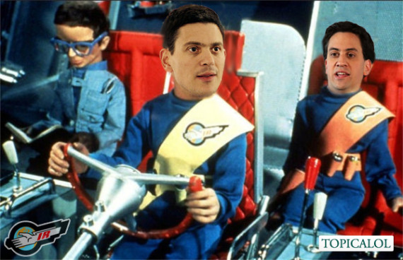 David Miliband Joins International Rescue