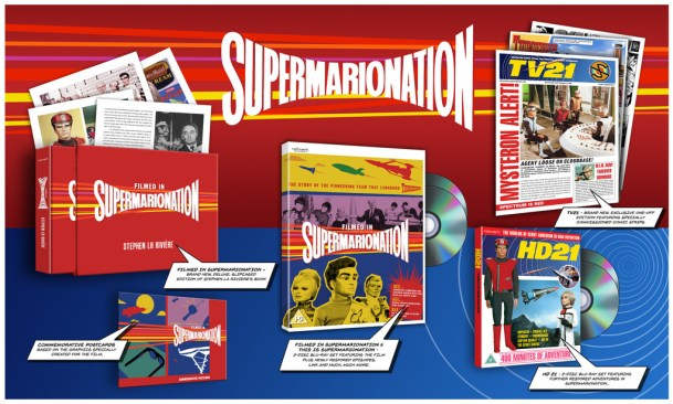 Supermarionation documentary box set