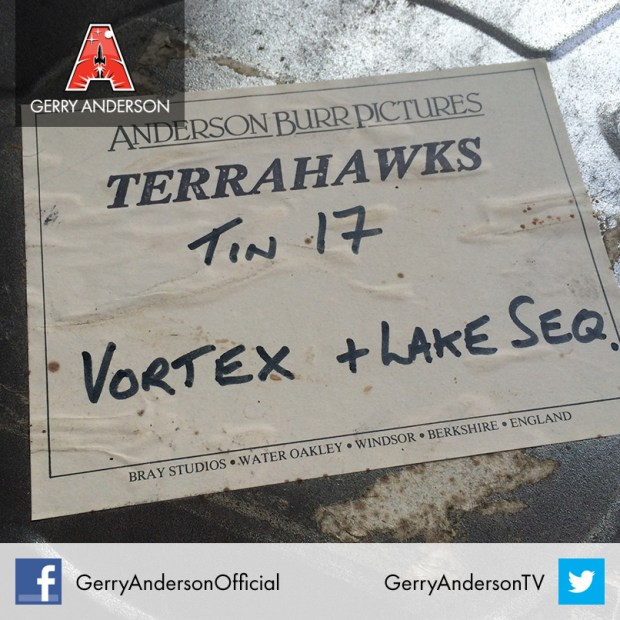 Terrahawks effects shots