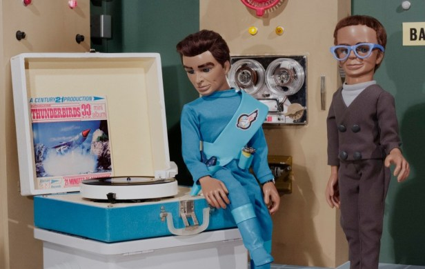 Scott and Brains - Thunderbirds 1965