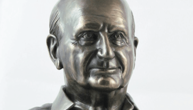 Gerry Anderson bust