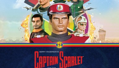 Free Captain Scarlet audio