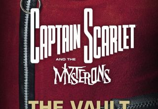 Captain Scarlet Vault cover - standard edition