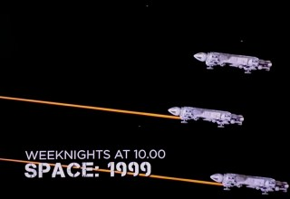 Forces TV on the Gerry Anderson Podcast on Space 1999 and UFO
