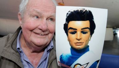 Shane Rimmer has died - voice of Scott Tracy