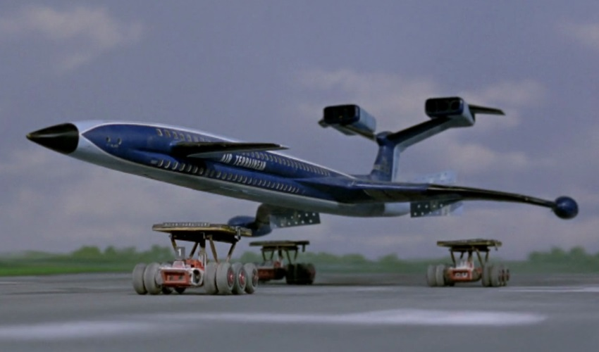Top 5 Thunderbirds Episodes - Trapped in the Sky