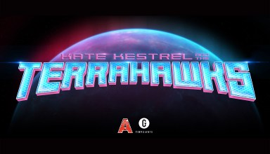 Terrahawks Reboot Kate Kestrel and the Terrahawks