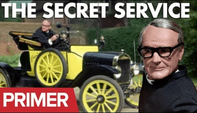 Gerry Anderson The Secret Service