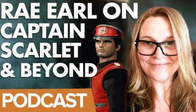 Rae Earl interview on the Gerry Anderson Podcast
