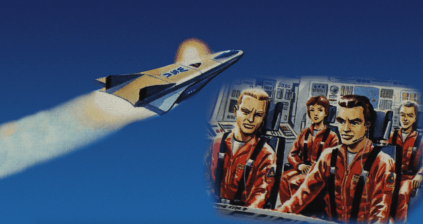 Thunderbirds Comic Image