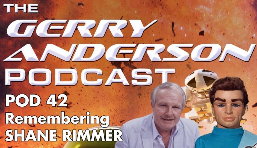 Shane Rimmer Tribute Podcast