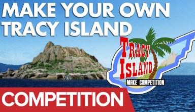 Thunderbirds Tracy Island Make Competition