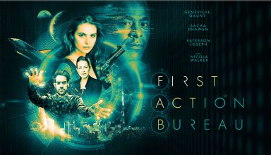 First Action Bureau Poster with stars