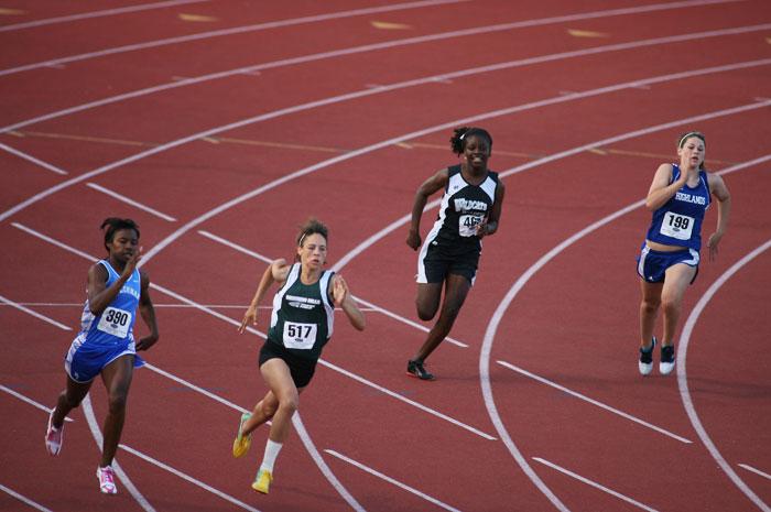 Runners - ©2009 Max Gersh