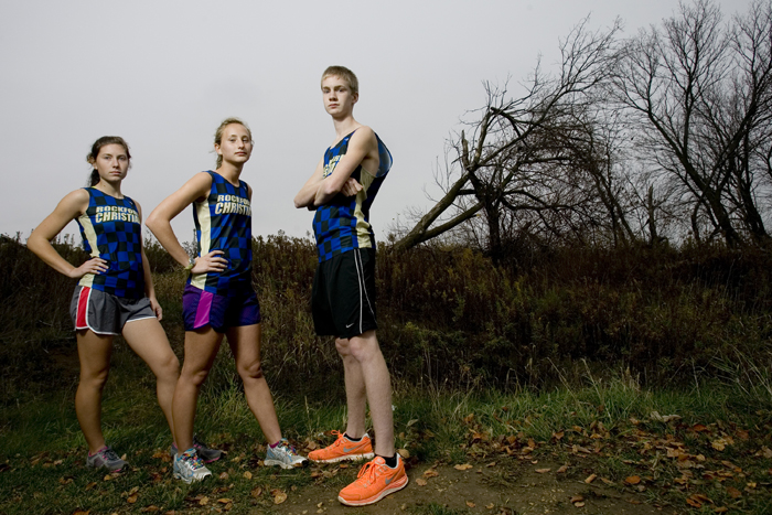 Rockford Christian cross country