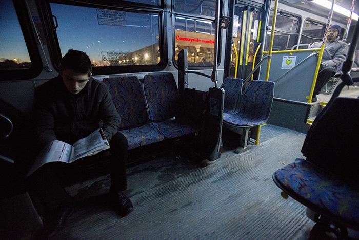 RMTD Bus
