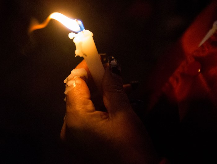 Austin Ramos Jr. vigil