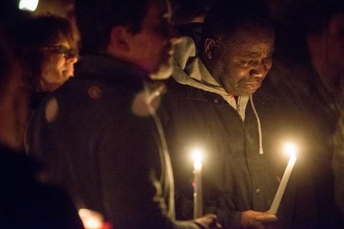 Treesa Wiley vigil