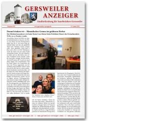 Gersweiler Anzeiger 01/2021