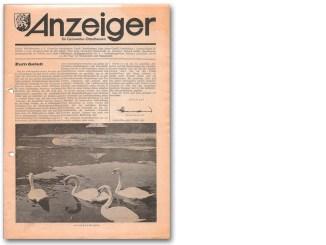 Gersweiler Anzeiger 01/1963