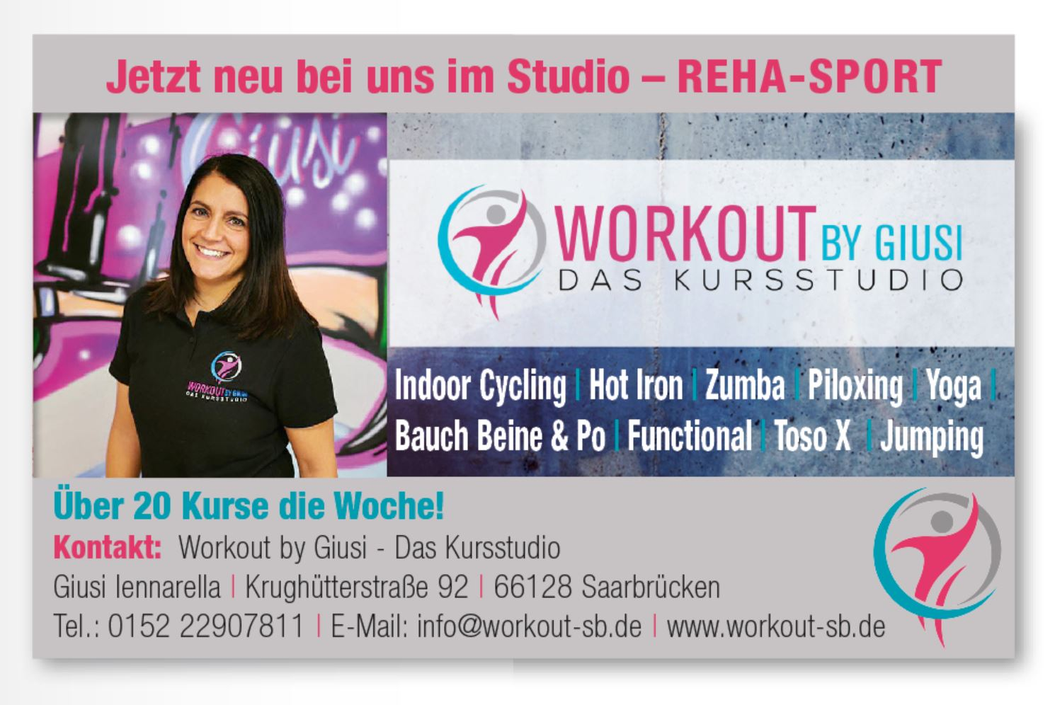 Workout by Giusi