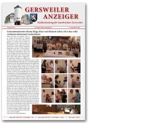 Gersweiler Anzeiger 09/2021
