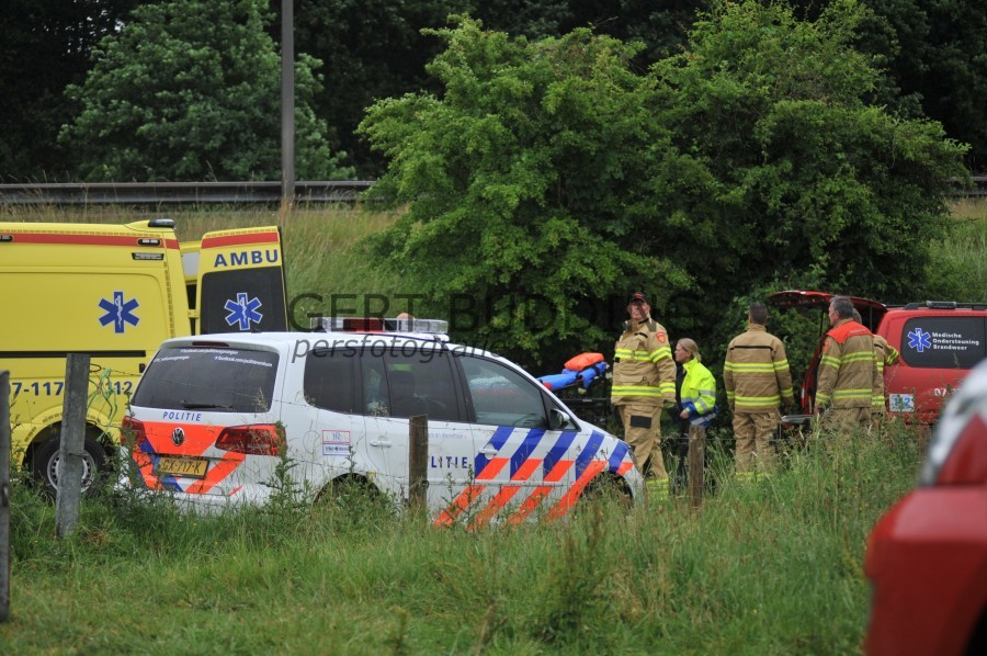 Incident in Jufferswaard, Renkum