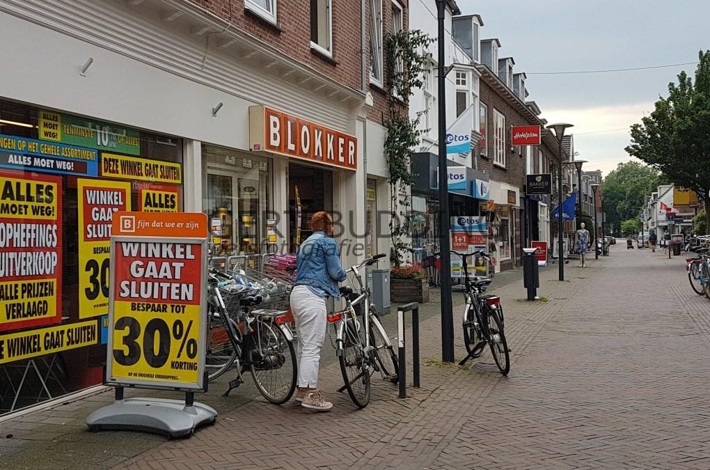 Blokker verdwijnt, bakker Voorthuizen start in Renkum