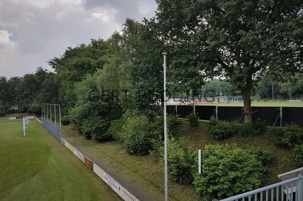 Sportpark onneembare veste EK Vrouwenvoetbal