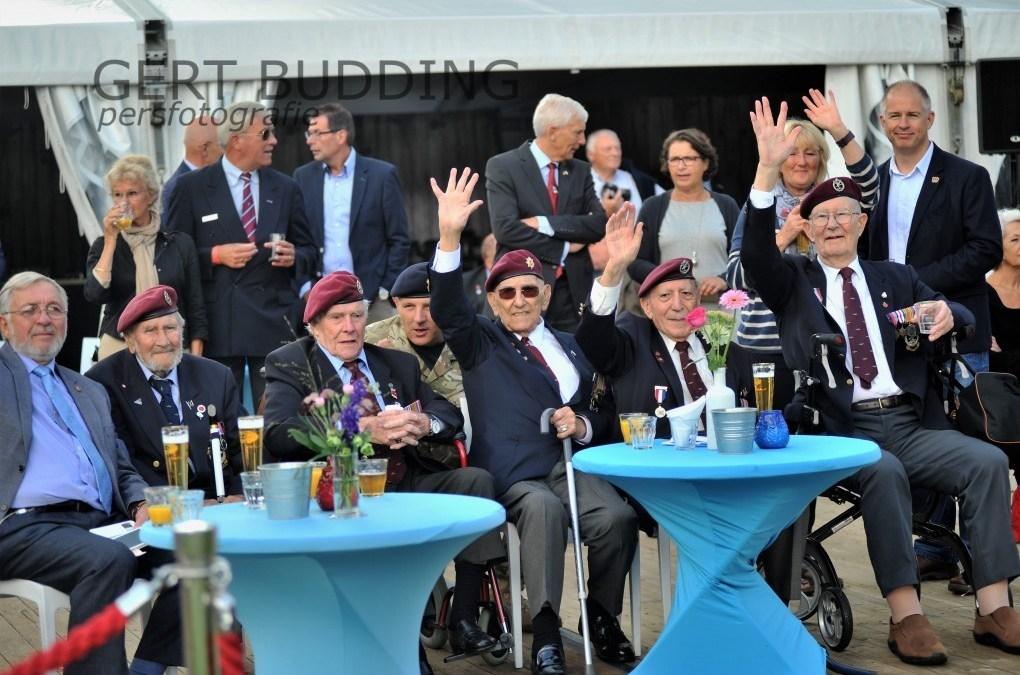 Nog een paar veteranen Airborne Wandeltocht