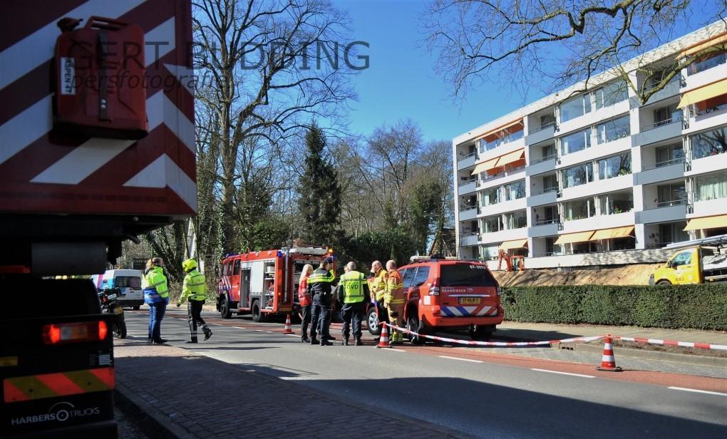 Bewoners Hoog-Heelsum geëvacueerd na gaslek
