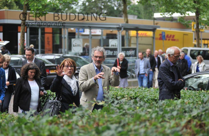 Gedeputeerde Bea Schouten voor centrumplan in Doorwerth