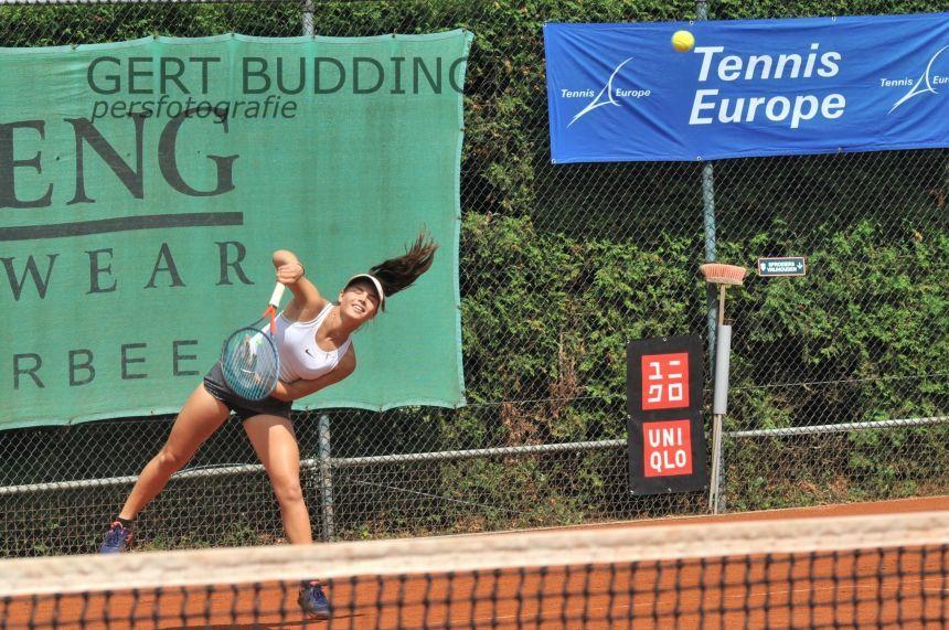 Top jeugdtennis uit 56 landen bij Duno Air WindMill Cup Oosterbeek
