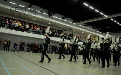 Marching band Excelsior viert 85-jarig jubileum