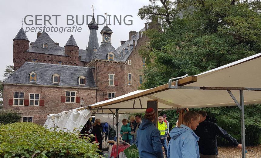 Oogstfeest kasteel Doorwerth