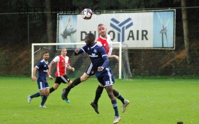 Koploper Duno wint van Sportclub Feyenoord