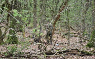 Opnieuw Engelse brisantgranaat gevonden, nu bij Avolare Wildopvang Doorwerth