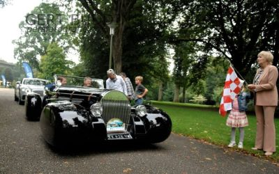 Bijzondere bolides Airborne Rotary Rally in Oosterbeek