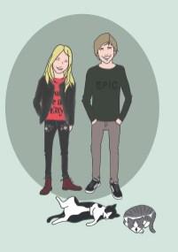 Finn & Suzi - klein